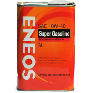 ENEOS Super Gasoline SL Semi-Synthetic 10W-40